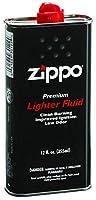 Zippo 12FC Lighter Fluid, 12 ounce