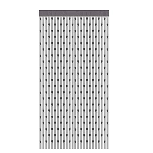 cortinas para puertas exteriores tiras 120