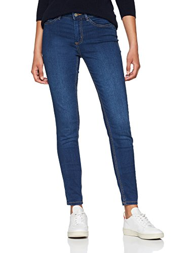 PIECES dames skinny jeans PCSHAPE-UP V361 MW JEGGINGS MB/NOOS