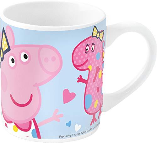 Peppa Wutz Pig Tasse im Geschenkkarton