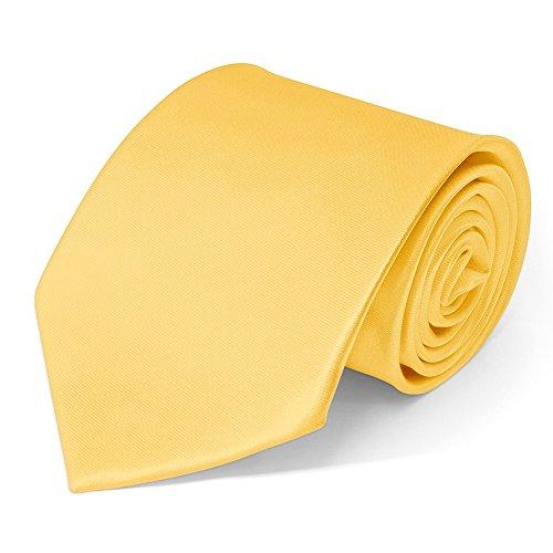 lazo SoulCats® clásico con instrucciones de uso de ancho muchos caballeros lazo de satén de color, el color amarillo :.