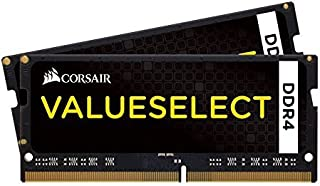Corsair CMSO8GX4M1A2133C15 Value Select 8 GB (1 x 8 GB) DDR4 2133 MHz CL15 mainstream SODIMM Notebook minnesmodul – svart ...