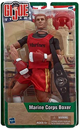 GI Joe Marine Corps Boxer 12 Figure [Toy] by G. I. Joe