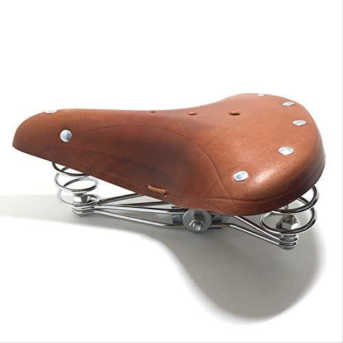 DZX Asiento de Bicicleta cómodo, Asiento de Bicicleta cómodo Sillín de Bicicleta...