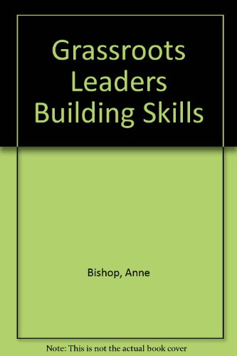 Download Grassroots Leaders Building Skills 1552661490