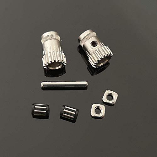 1 juego de extrusores de engranajes de transmisión para impresora 3D MK3 para impresora 3D Prusa i3 MK2/MK2S/MK2.5
