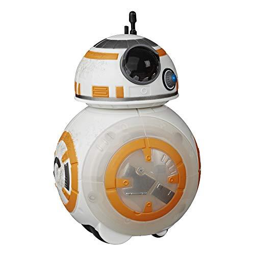 Hasbro Star Wars BB-8 rollender Droide Star Wars: Der Aufstieg Skywalkers leuchtendes Spielzeug, für Kids ab 4 Jahren