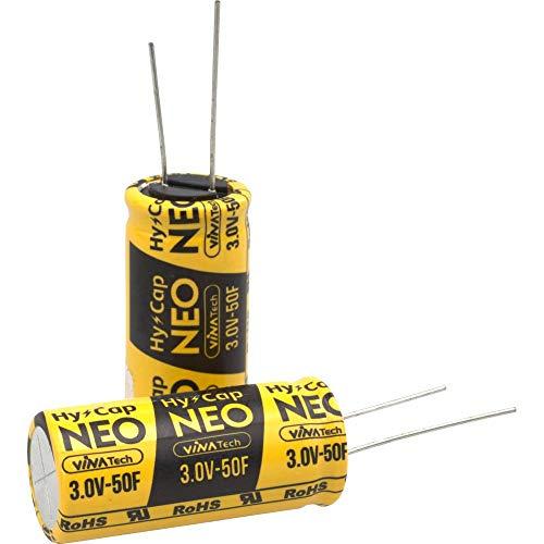 VINATech WEC3R0256QG Super-Cap Kondensator 25 F 3 V (Ø x H) 16 mm x 25 mm 1 St.