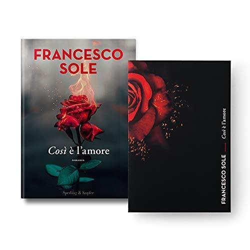 Così è l'amore - EDIZIONE SPECIALE libro con block notes poetico