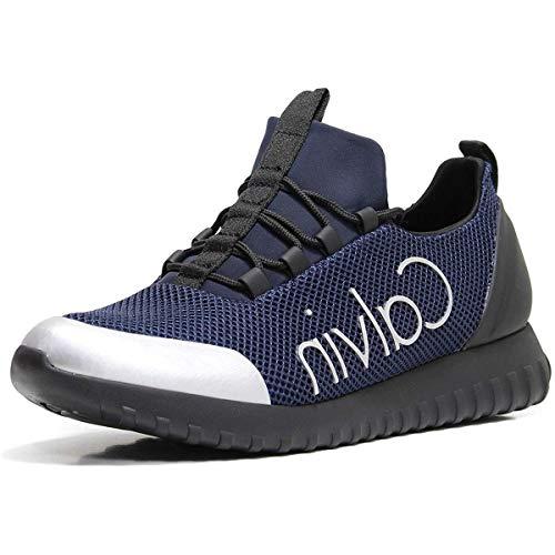 Calvin Klein Jeans Ron Mesh - Zapatillas bajas para hombre,...