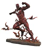 """Based on the DC Comics metal event Figure stands 10"""" Tall Detailed paint applications Full-color window box Designed by Caesar"""