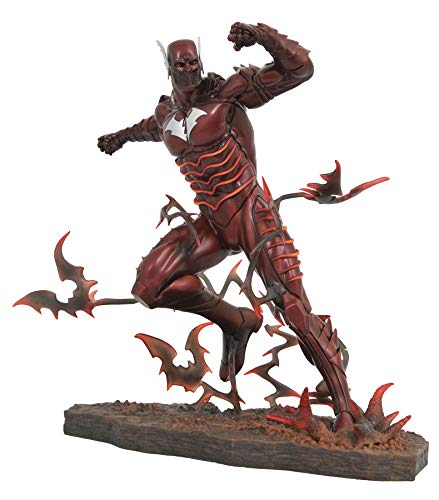 Diamond Select Toys DC Gallery: Batman - Death PVC Statue (OCT182228), Red, Brown, One-Size