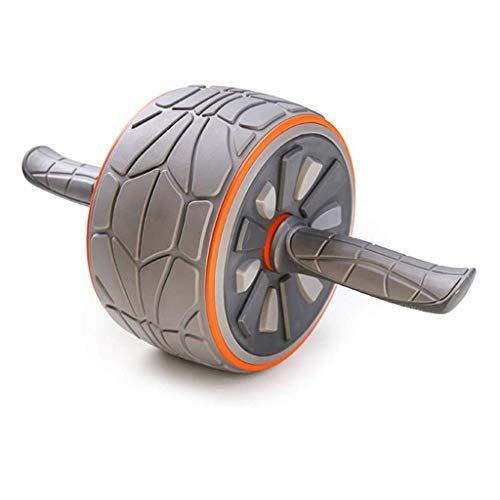 YDHWT Bauch Bauch Muskeln Männer und Frauen reduzieren Bauch Bauch dünnen Taillen-Roller Anfänger Vest Sport Fitness Equipment Startseite (Color : Gray)