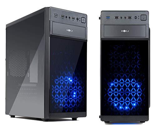 ORDENADOR DE SOBREMESA CPU I5 CAT5E COMPLETO PROCESADOR INTEL QUAD CORE, 3,2 GHZ, MEMORIA RAM DE 8 GB, DISCO DURO DE 1 TB, DVD/730 GT GB, USB 3.0, SISTEMA OPERATIVO Y PROGRAMAS & PROGRAMAS ADICIONALES