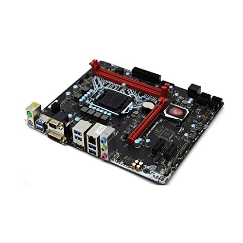 Placa Base de computadora Procesador Serie Placa Base Fit For MSI B150M Gaming Pro PC Gaming LGA 1151 DDR4 Micro-ATX PC Placa Base USB3.0 VGA + DVI + HDMI Placa Base de computadora Profesional