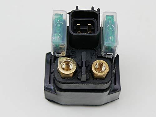 Anlasser Relais Ersatzteil für/kompatibel mit Bashan BS300-S18 300 BS 18 BS18 Anlassermagnetschalter