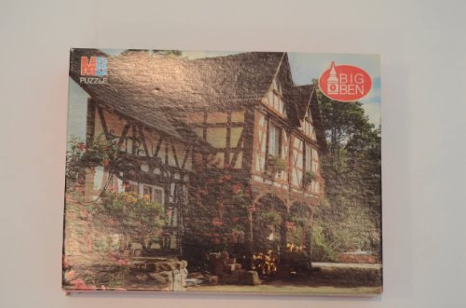 Country Cottage 1000 Pieces by Bigben