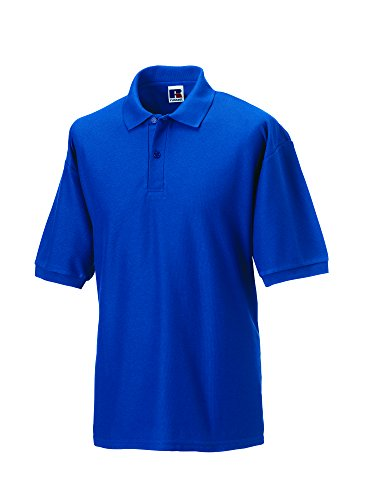 Jerzees - Polo - - Col polo - Manches courtes Homme - Bleu - Bleu marine - X-large