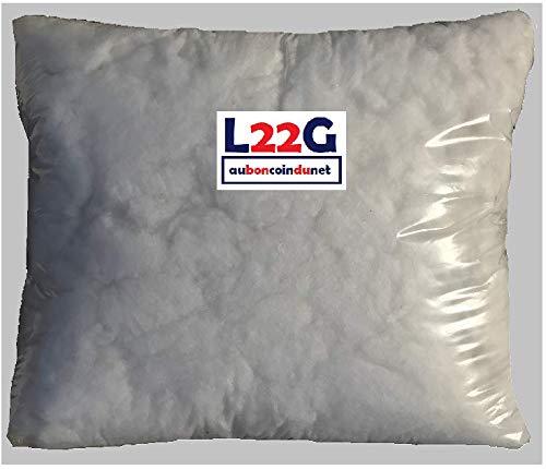L22G Rembourrage en Microfibre 100% Polyester 1 KG Ouate de Rembourrage