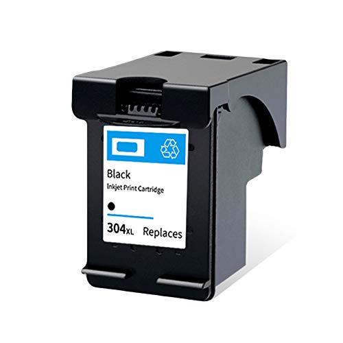 SXCD Cartuchos de Tinta 304XL para HP, reemplazo para HP Deskjet 2620 2621 2622 2623 2624 Envy 5020 5030 5032 5034 Amp 100 Impresora de inyección de Tinta Compatible Tri- Black
