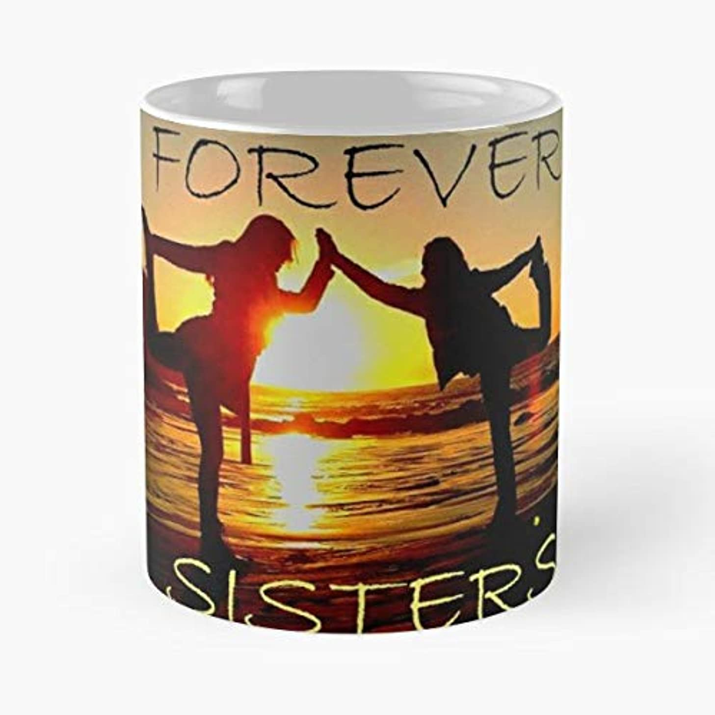 Spirit Friends Sisters Family Coffee Mugs Best Gift 11 Oz