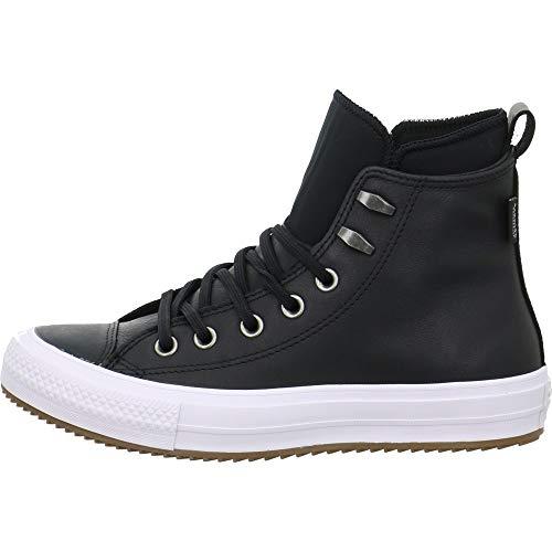 Converse - 557943c, Sneakers alte Donna, Nero/Bianco, 37 EU