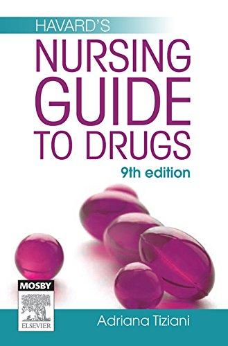 415tTNXpLnL - Havard's Nursing Guide to Drugs