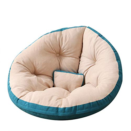 WOERD Bean Bag Chair Big Sofa Divano Pigro Poltrona Sacco Camera da Letto Soggiorno Sedia Pigro Poltrona Singola per Adulto Divano Tatami Rimovibile