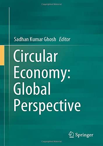 Circular Economy: Global Perspective