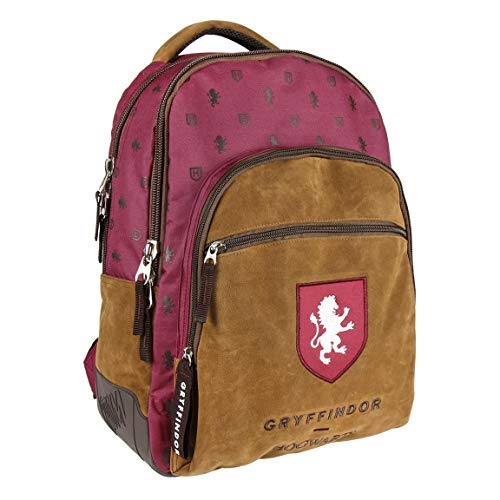 MOCHILA ESCOLAR HARRY POTTER GRYFFINDOR
