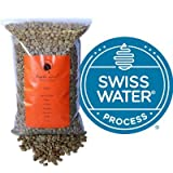 Sumatra Mandheling Decaf (5 LB) Swiss Water Decaffeination Process Unroasted Coffee Beans