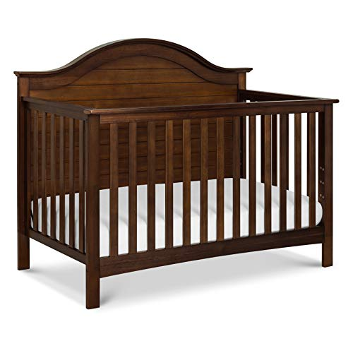 Carter's by DaVinci Nolan 4-in-1 Convertible Crib in Espresso, Greenguard Gold Certified