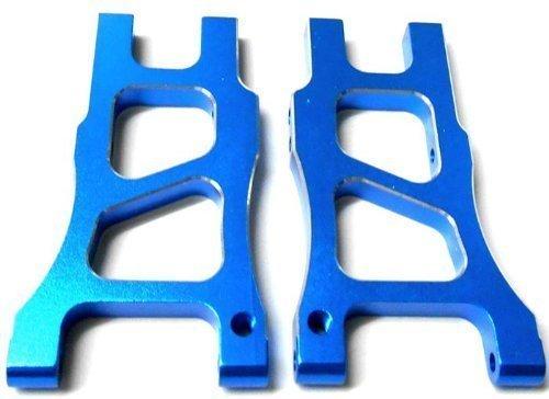 06042b 166021 1/10 Alliage Suspension Inférieure Inférieure Bras Bleu