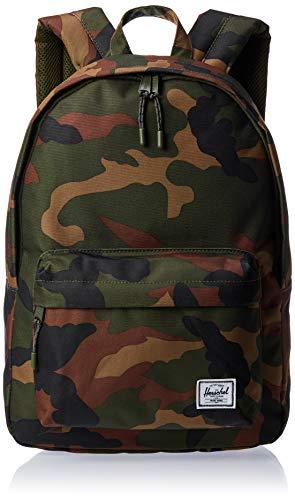 Herschel Classic Backpack Mochila tipo casual 47 centimeters 30 Multicolor (Woodland Camo)