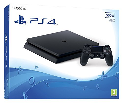Sony Playstation 4 Slim 500 GB Importación Inglesa