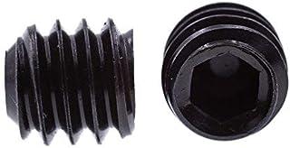 Plain Cup Point 5//16-18 UNC Thread Unbrako 45H Alloy Steel Black Oxide Socket Set Screw 5//8 Long Pack of 100