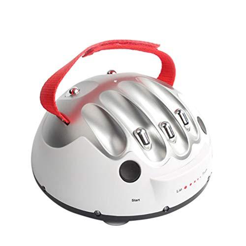 Makasy Shock Elettrico Regolabile, Micro Shock Elettrico Rilevatore di bugie Rilevatore di bugie Test del poligrafo Rilevatore di bugie Gioco Vero per Bambini