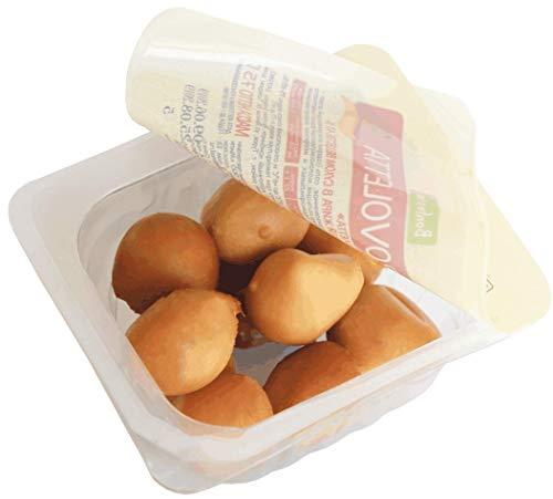 [冷蔵] グラスフェッド プロヴォレッタミニ 75gスモークチーズ ハラル認証 Grassfed Provoletta Affumicata Smoked Cheese 75g