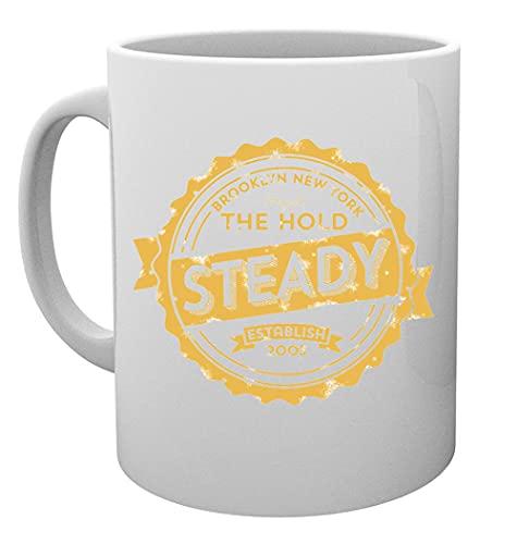 Hold Steady Brooklyn Taza Mug Cup