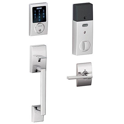 Schlage Connect Touchscreen Smart Door Lock