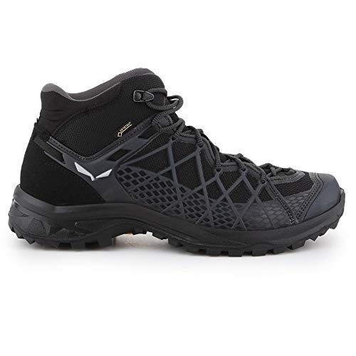Salewa MS Wild Hiker MID GTX Gore-Tex Outdoorschuhe Trail Stiefel Boots schwarz 61340-0971, Schuhgröße:47 EU