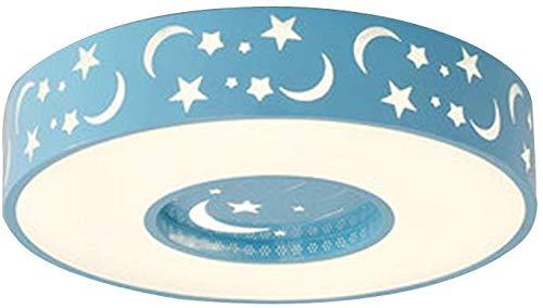 avis classement des detecteur de metaux professionnel Plafonnier pour enfants Chambre Lumière Cercle Étoile Lune Fille Garçon Chambre 400 *…