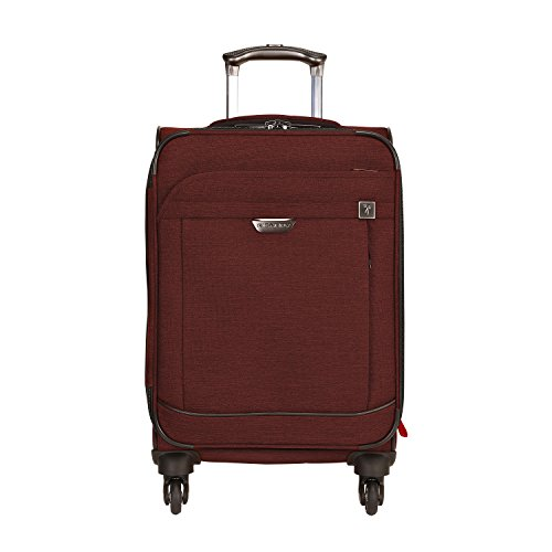Ricardo Beverly Hills Malibu Bay 20-inch Wheelaboard Luggage, Wine
