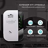 Zoom IMG-2 extrastar ripetitore wifi range extender