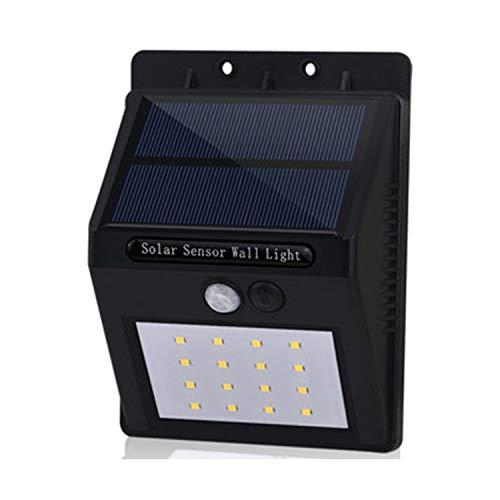 LOVEPET Luz Solar Led Lámpara De Acero Inoxidable Resistente Al Agua Al...