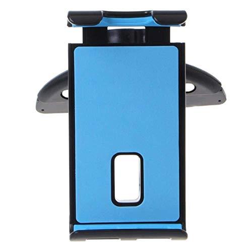 ZQJSC Il Trasporto di Montaggio Slot Car CD Porta Cellulare Staffa Tablet Supporto Girevole for iPad, Porta Telefono (Color : Blue)