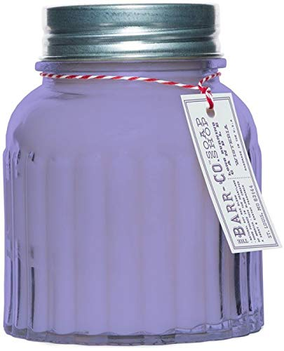 Barr Co Wisteria Apothecary Jar Candle