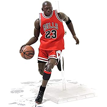 Taisei Chicagobulls 1/9 No 23 Michael Jordan Action Figure Movable Joint Environmental Protection PVC Toy Statue for hobbyist Collection