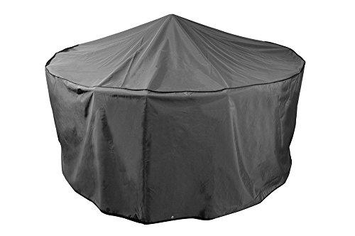 Bosmere NP020 Protector 7000 6 Seat Circular Patio Set Cover, Thunder Grey