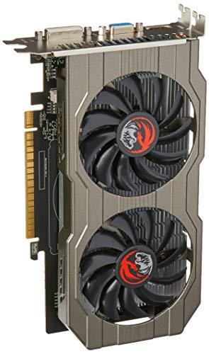 PLACA DE VIDEO NVIDIA GEFORCE GTX 750 TI 2GB GDDR5 128 BITS DUAL-FAN - PA750TI12802G5DF